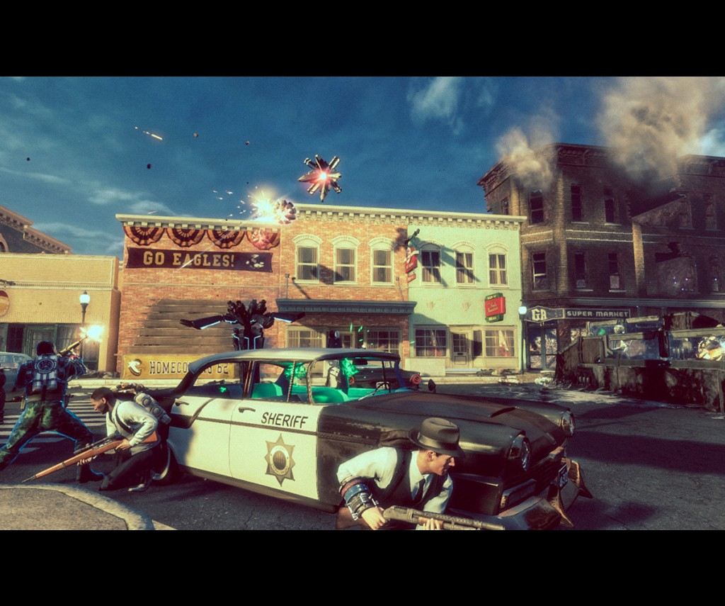 The bureau xcom declassified pc preview from tactical - The bureau xcom declassified metacritic ...