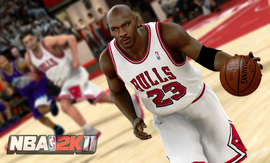 NBA 2K11 screenshots | Hooked Gamers