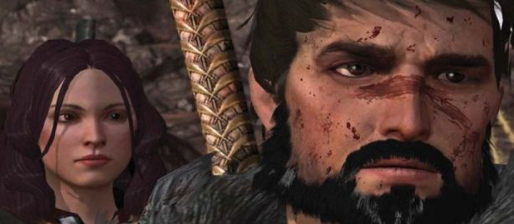 Dragon Age lesbisk sex