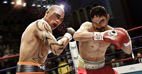 PS3 Sport-based fighting games