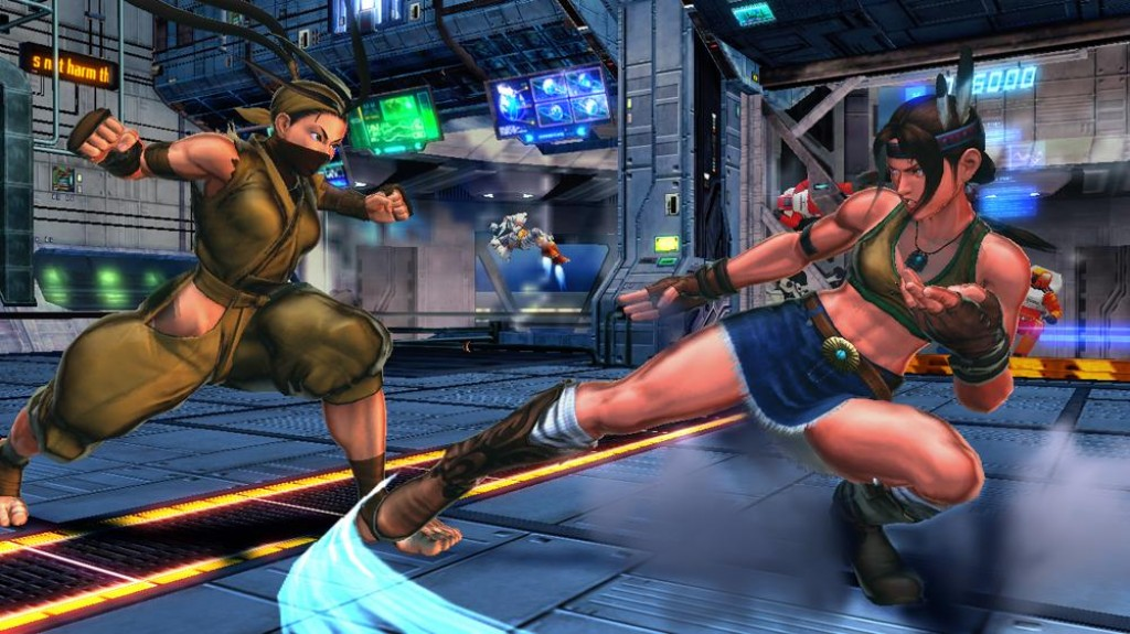 Street Fighter X Tekken screenshots | Hooked Gamers