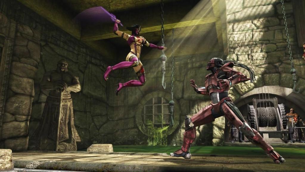 Mortal Kombat PS3 preview -