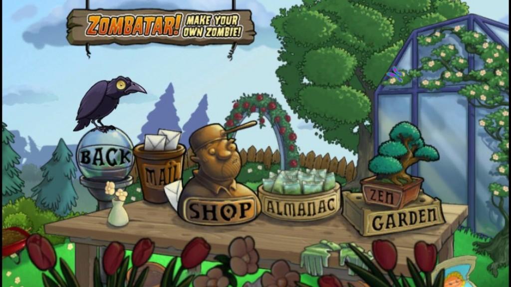 Plants vs zombies screenshots hooked gamers for Jardin zen plantas vs zombies