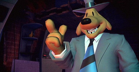 Sam & Max: Devil's Playhouse, The City ..