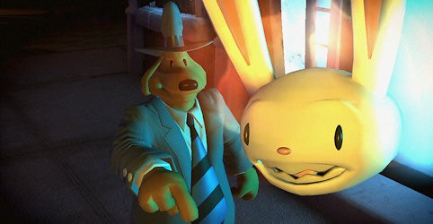 Sam & Max: Devil's Playhouse, The City .. review