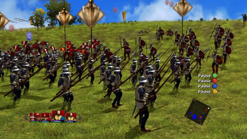 скачать игру Great Battles Medieval через торрент - фото 5