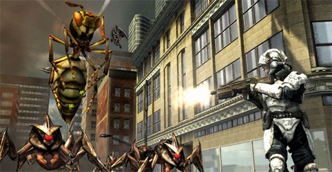 Earth Defence Force Insect Armageddon Cheats