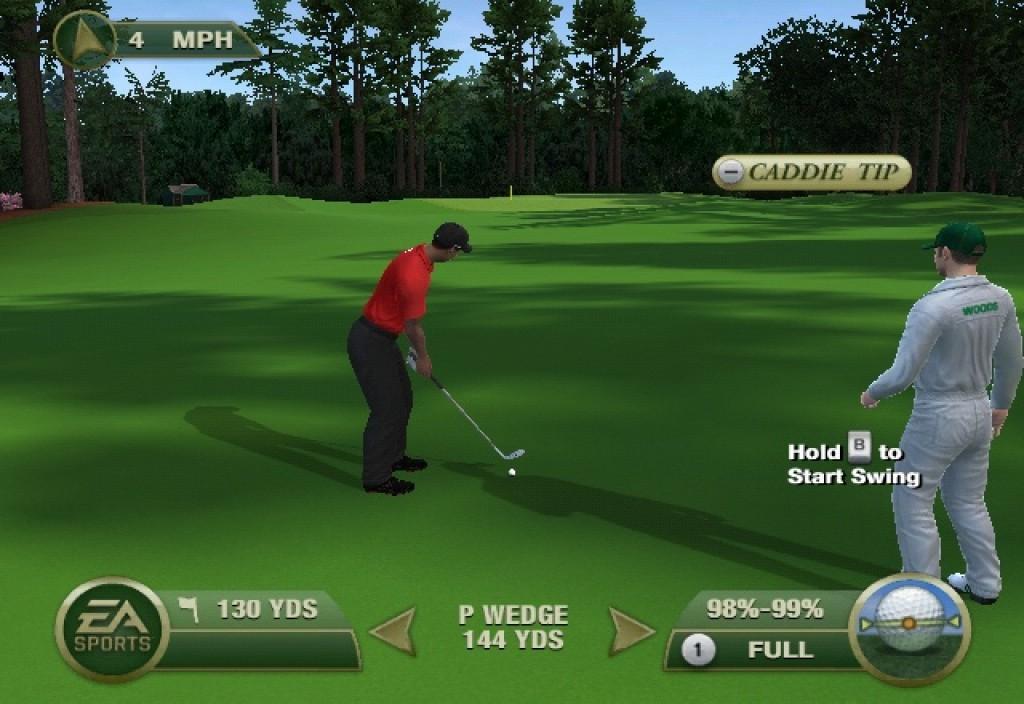 Tiger Woods Pga Tour  Cheats