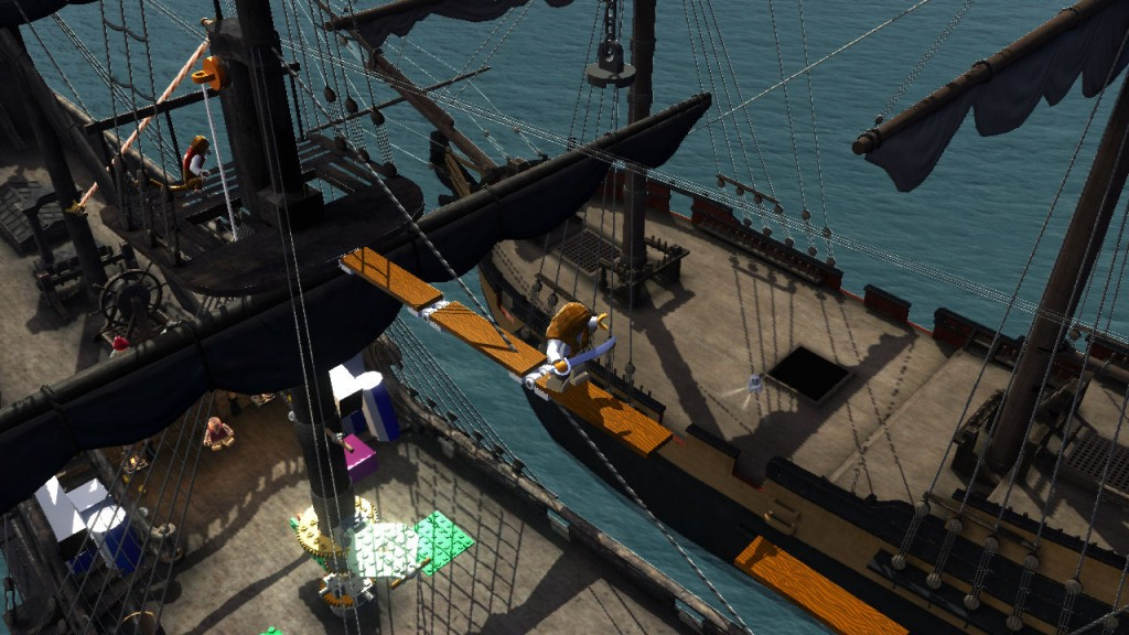 "LEGO Pirates Of The Caribbean PC preview - ""Drink up me 'earties ..."