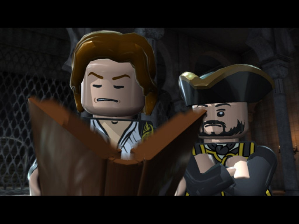 Lego Pirates Of The Caribbean Wii Review Another Cookie Cutter
