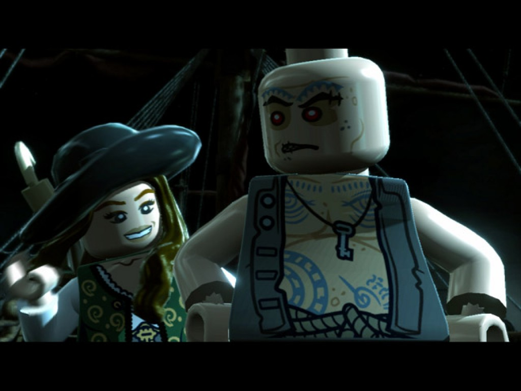 """LEGO Pirates Of The Caribbean Wii review - """"Another cookie-cutter tie-in?"""" 