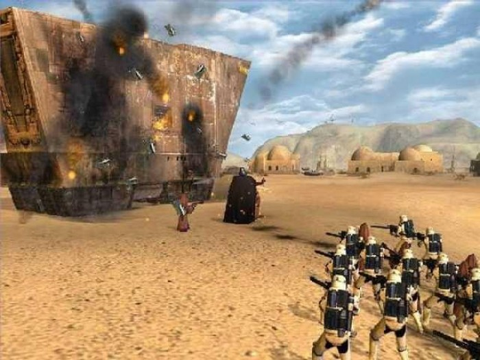 """Star Wars: Empire at War PC review - """"This is still just ..."""