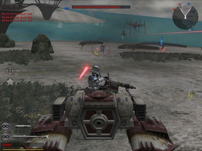 average kd ratio star wars battlefront