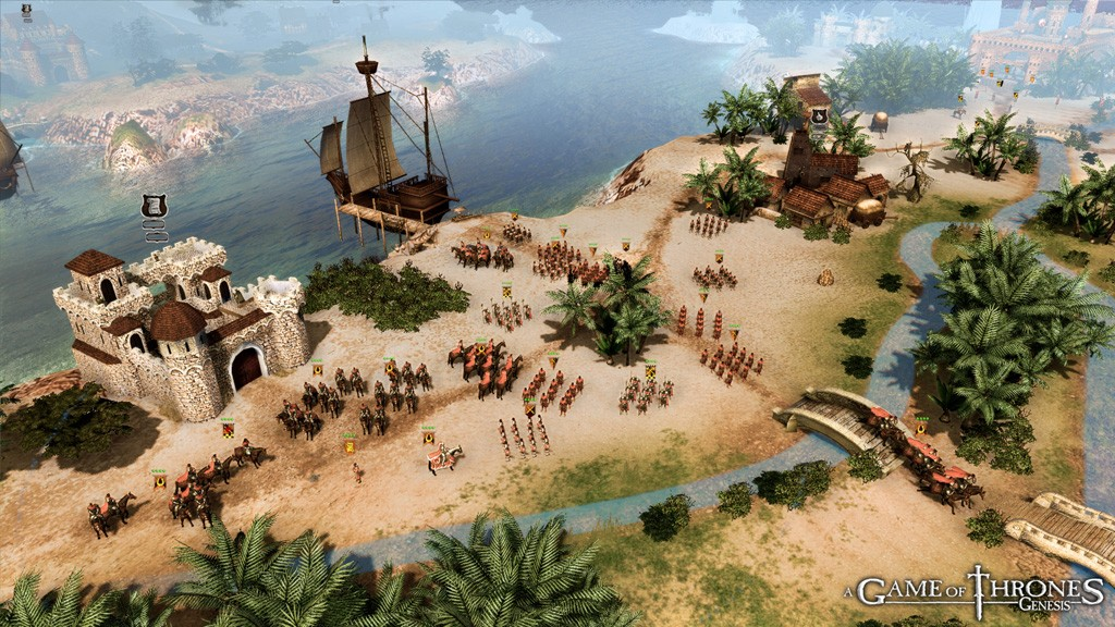 Games Of Thrones Strategy Game
