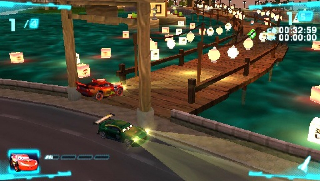 Cars Wii Game Cheats