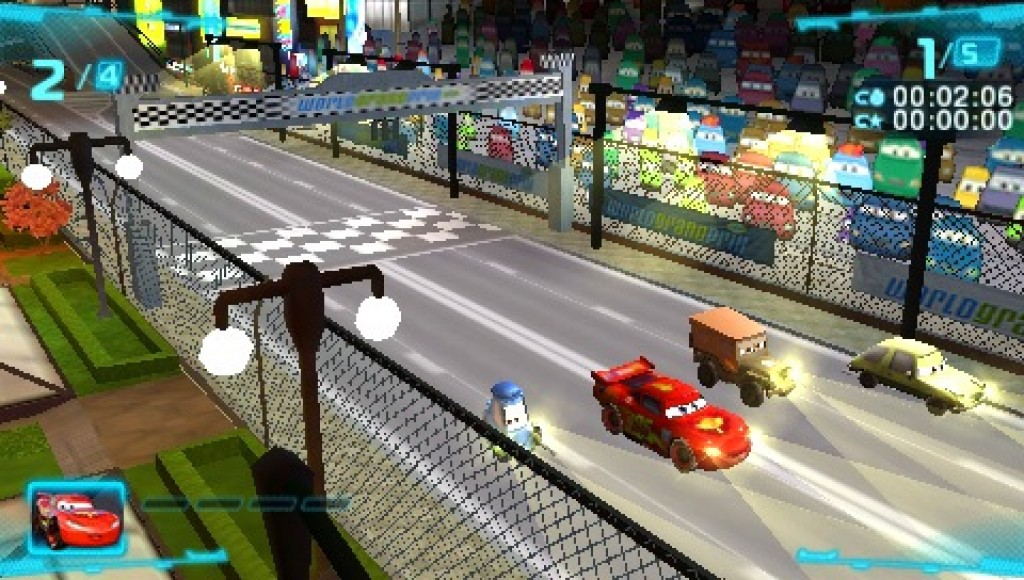 Cars  World Grand Prix Disney Games