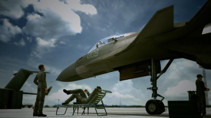 Ace Combat 6: Fires of Liberation screenshots   Hooked Gamers