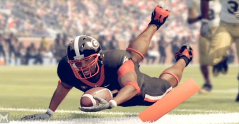 NCAA Football 12 review