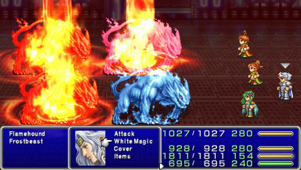 Final Fantasy IV The Complete Collection PSP Review