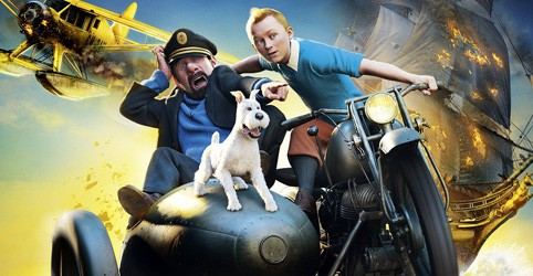 The Adventures of Tintin: the Secret of the Unicorn — Story Trailer