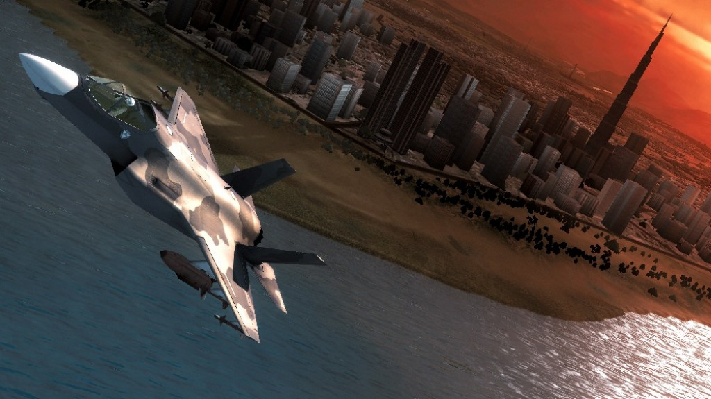 Jane's Advanced Strike Fighters screenshots | Hooked Gamers