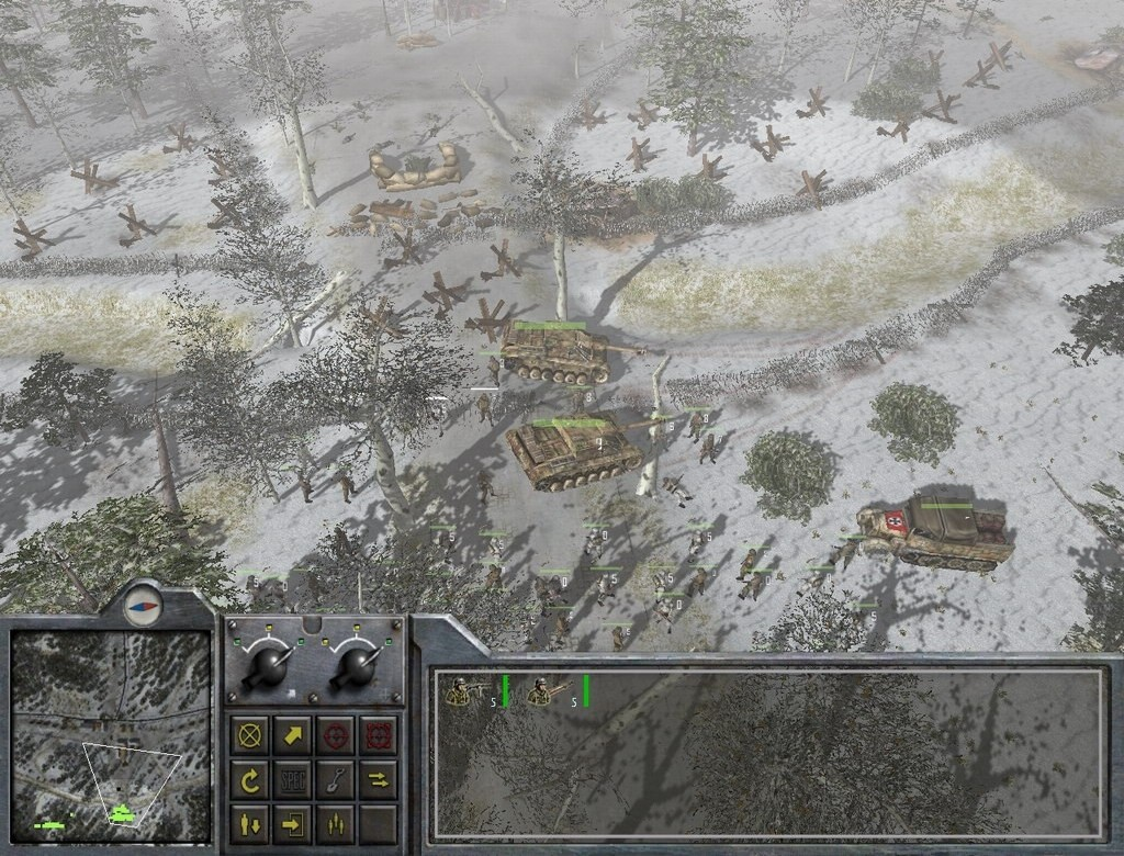 1944 Battle Of The Bulge Screenshots Hooked Gamers