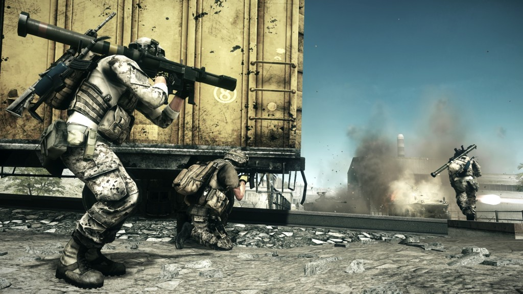 Battlefield 3: Back to Karkand screenshots | Hooked Gamers