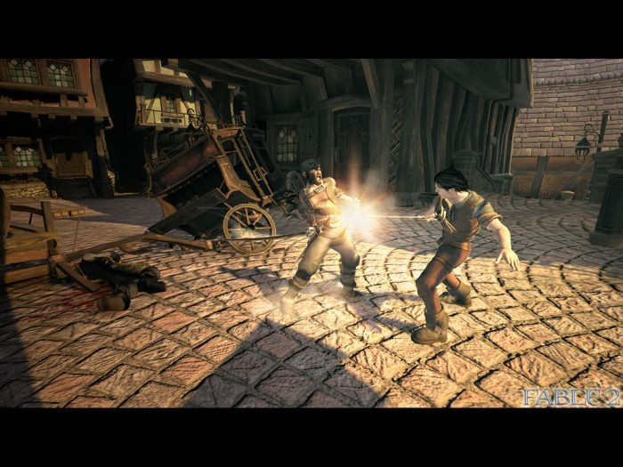 Fable 2 Xbox 360 preview -