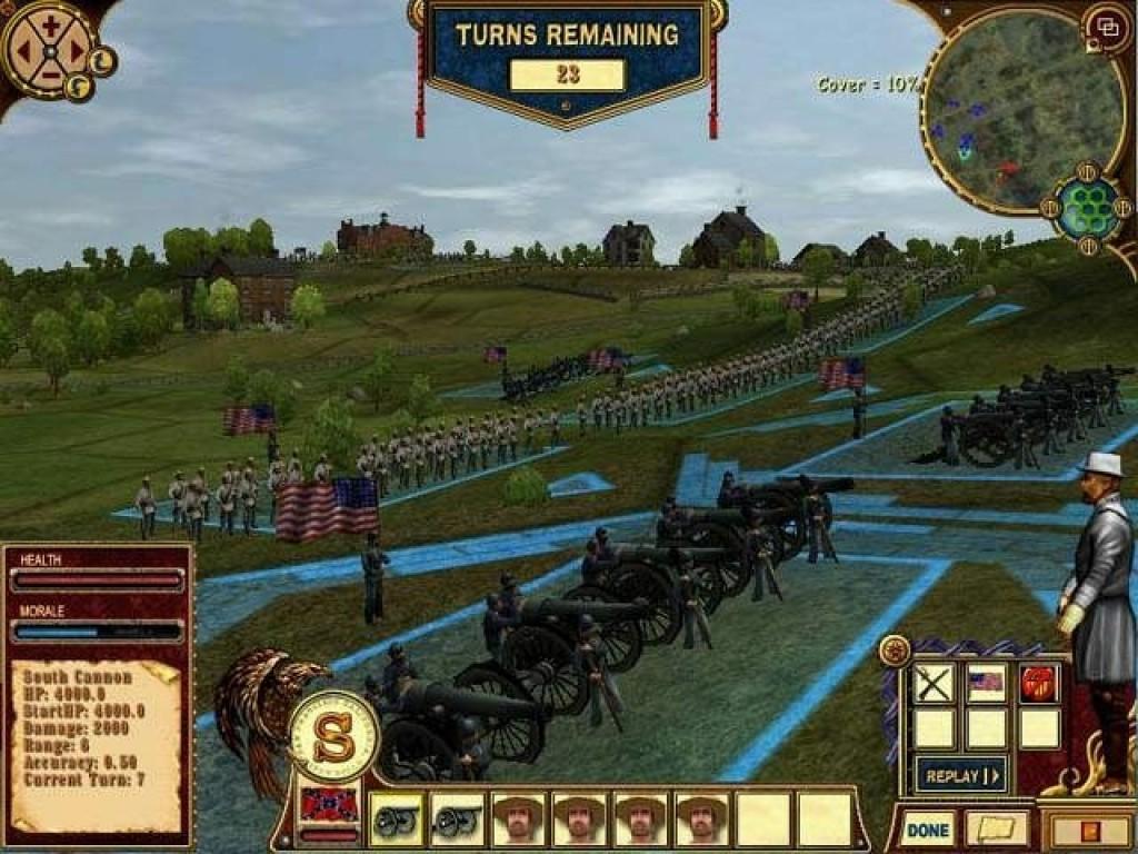 American civil war gettysburg screenshots hooked gamers