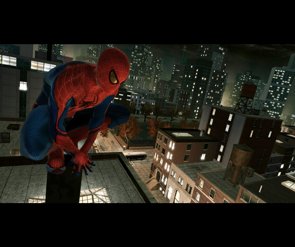The Amazing Spider Man Game Screenshots Amazing Spider-man Game Xbox