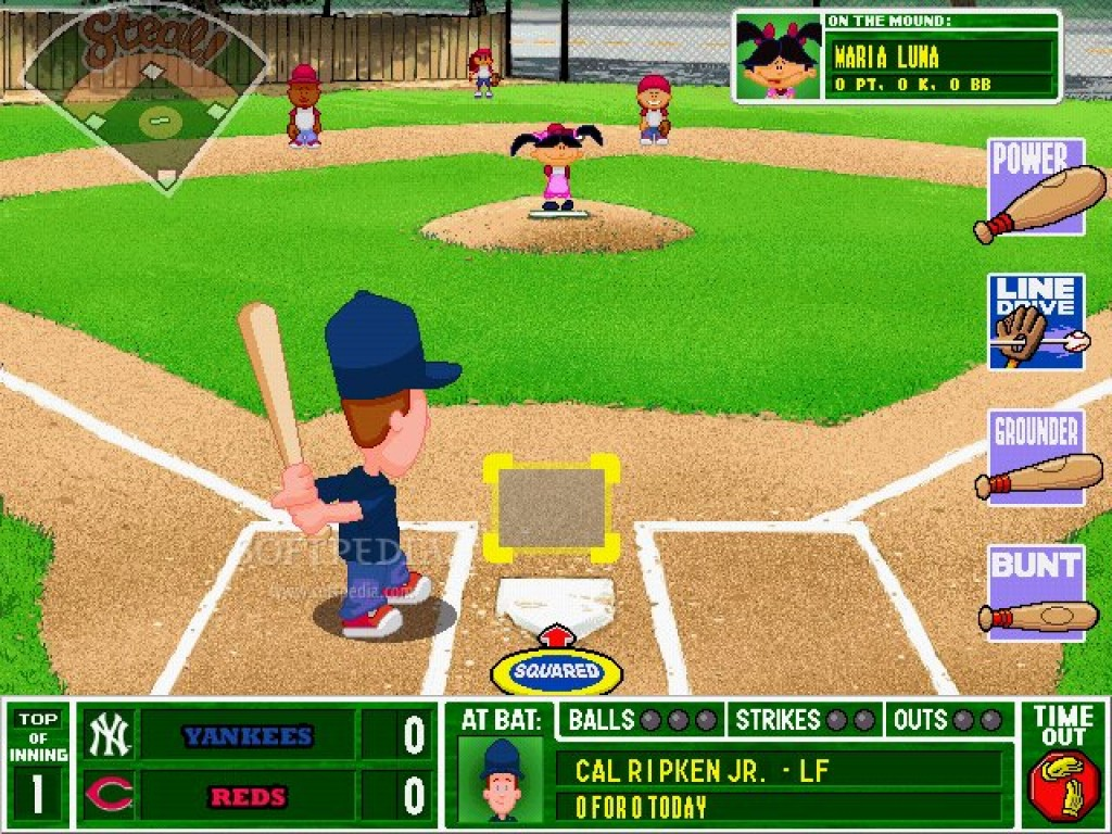 100 backyard baseball for pc video backyard baseball 2005