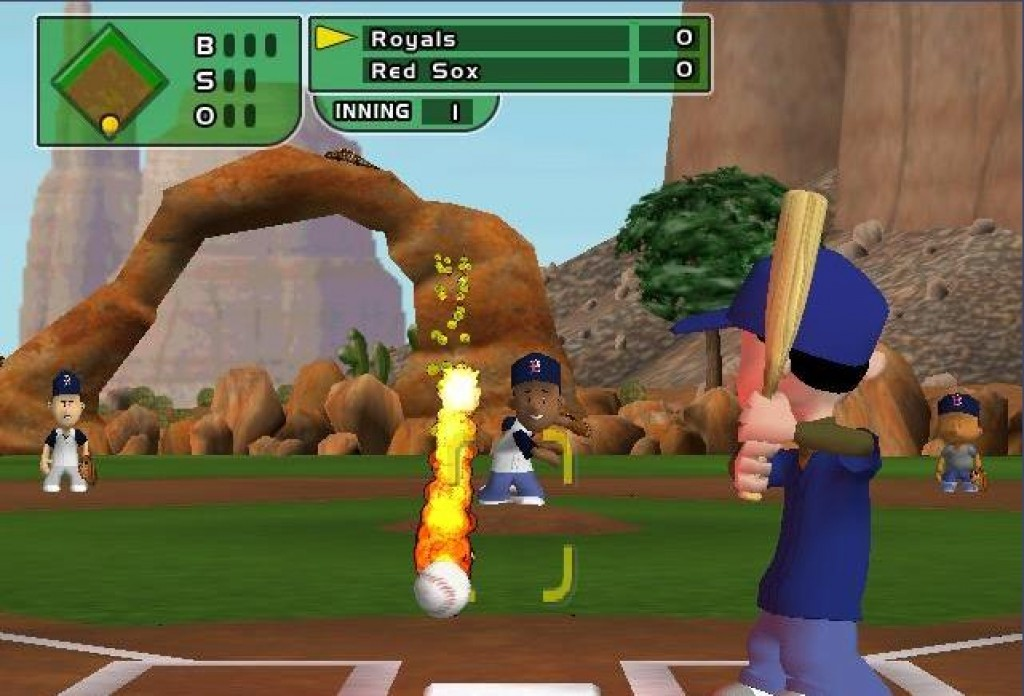 Backyard Baseball 2003 Players i refuse to recognize anything after backyard baseball 2003 as real