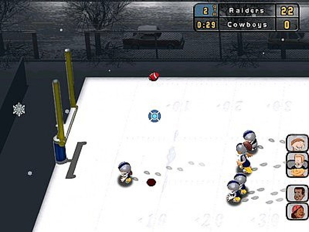 backyard football 2004 screenshots hooked gamers