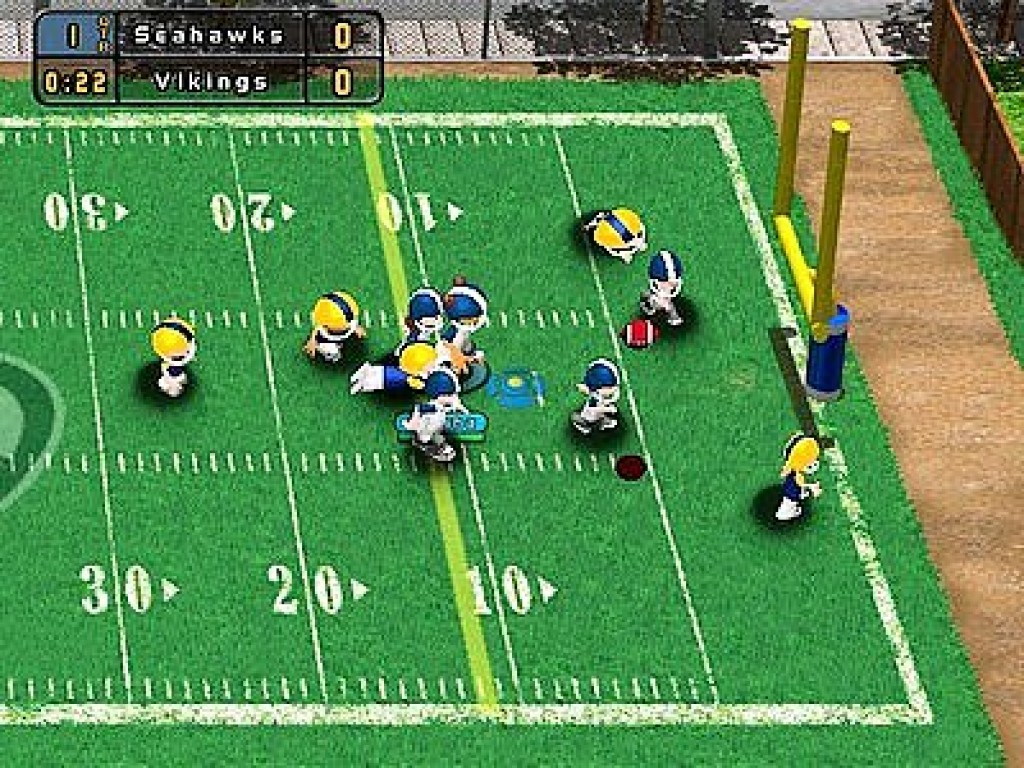 backyard football 2004 for pc hooked gamers