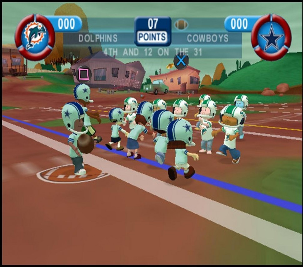 backyard football for wii 2017 2018 best cars reviews