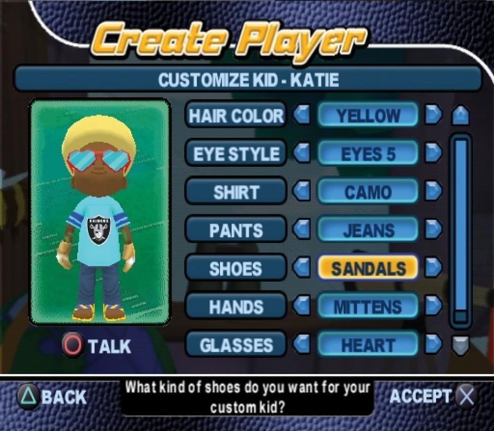 Backyard Football 2006 screenshots | Hooked Gamers