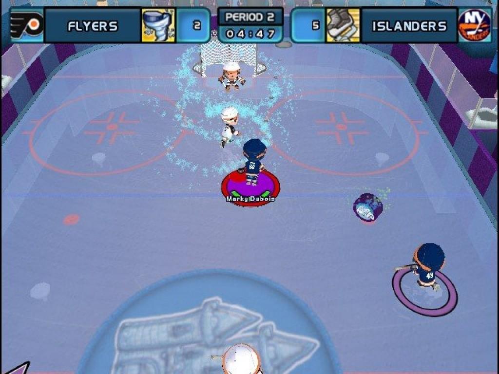 Backyard Hockey 2005 screenshots | Hooked Gamers
