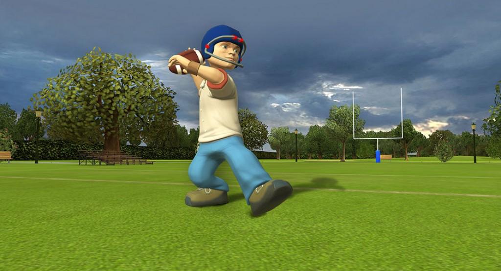 backyard sports rookie rush screenshots hooked gamers