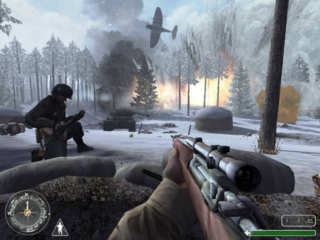Call of duty united offensive cd 2 serial and crack mac