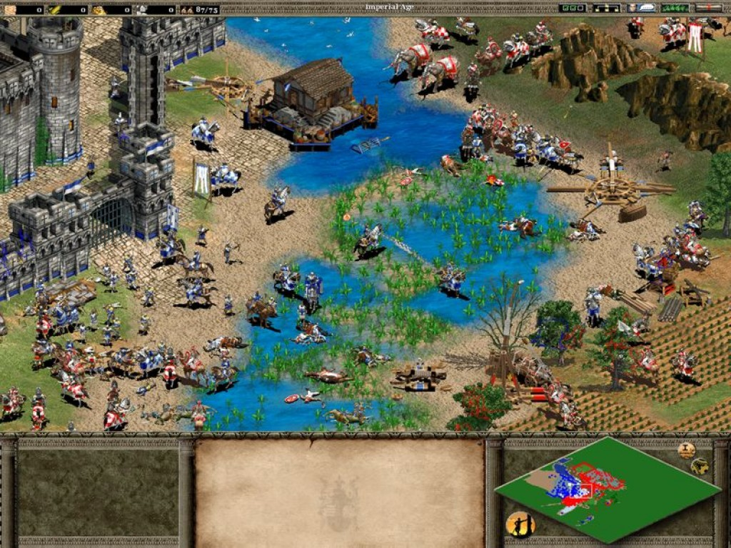 age of empires 2 age of kings indir