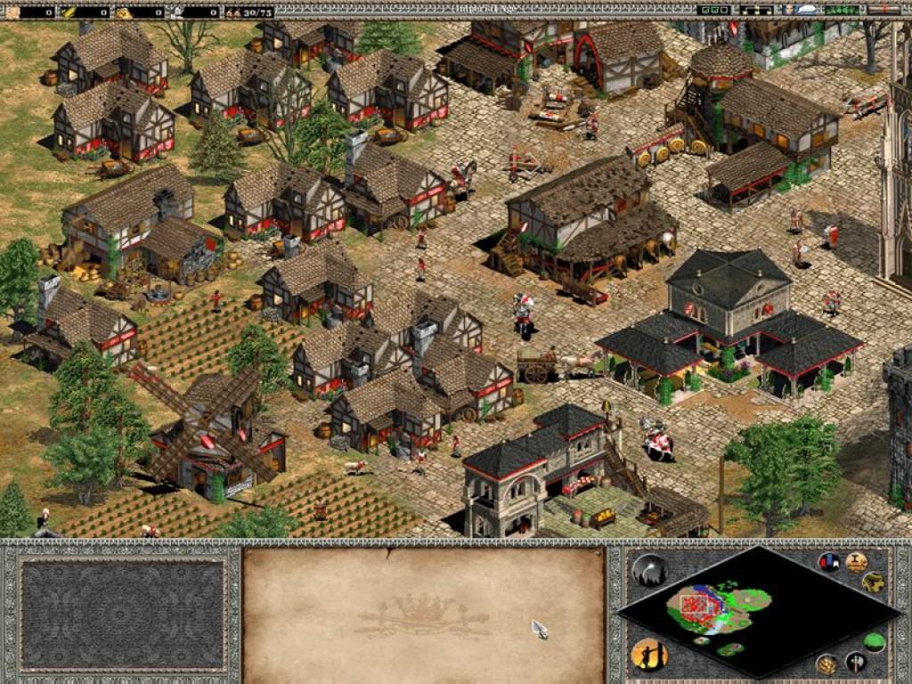 age of empires 2 resimleri
