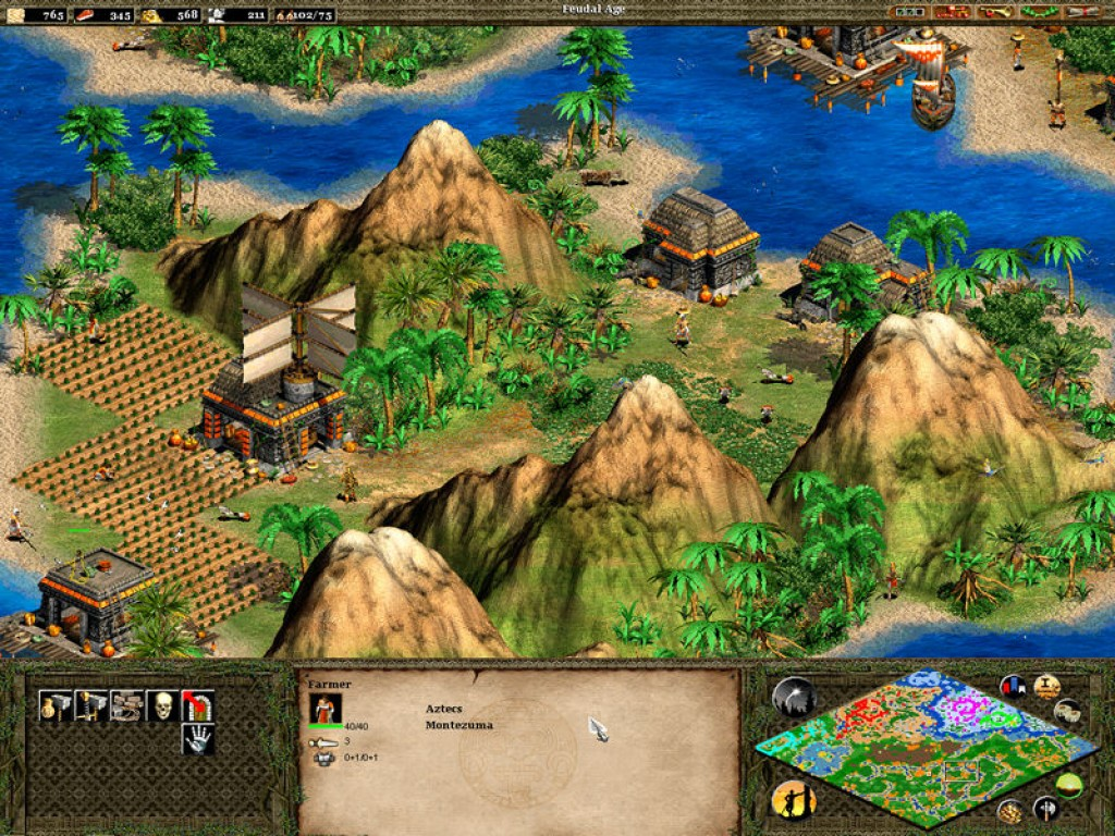 age of empires 2 the conquerors free download full version
