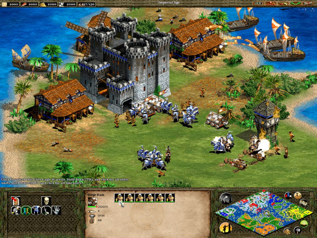 Age of Empires 2: The Conquerors screenshots | Hooked Gamers