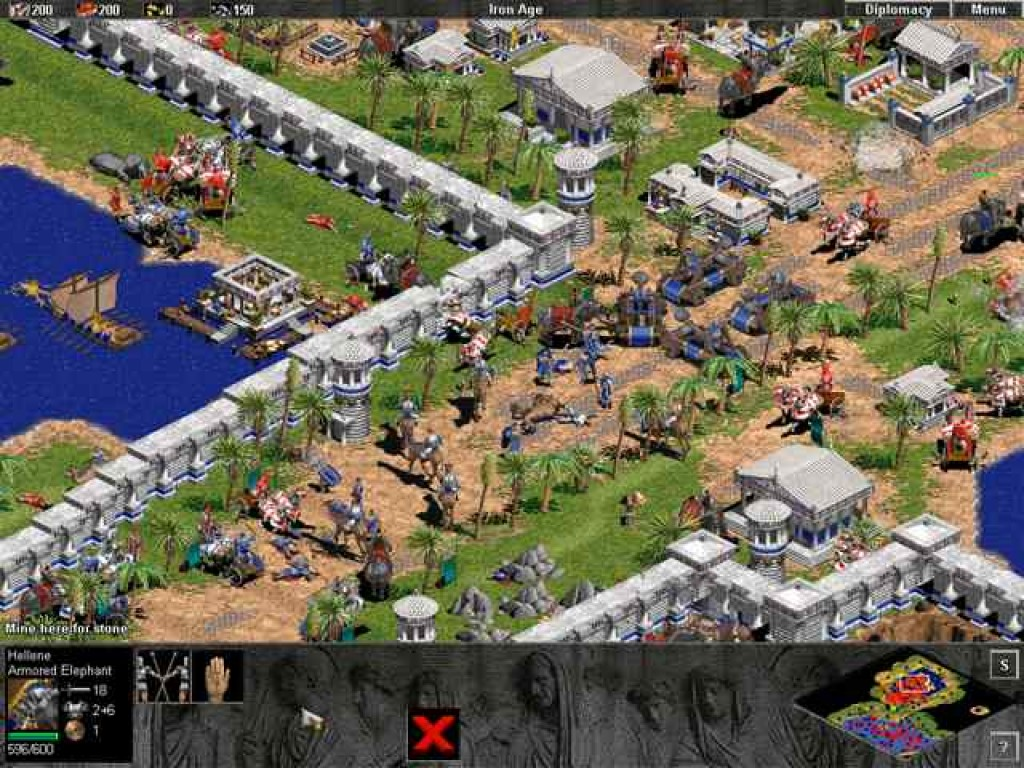 Downloads Home » Rise of Rome: Single Player Campaigns ... An Age of  Empires tribute to the Deltora Quest anthology. 04/27/17 by Andy1995, -, 285, 0,  1.