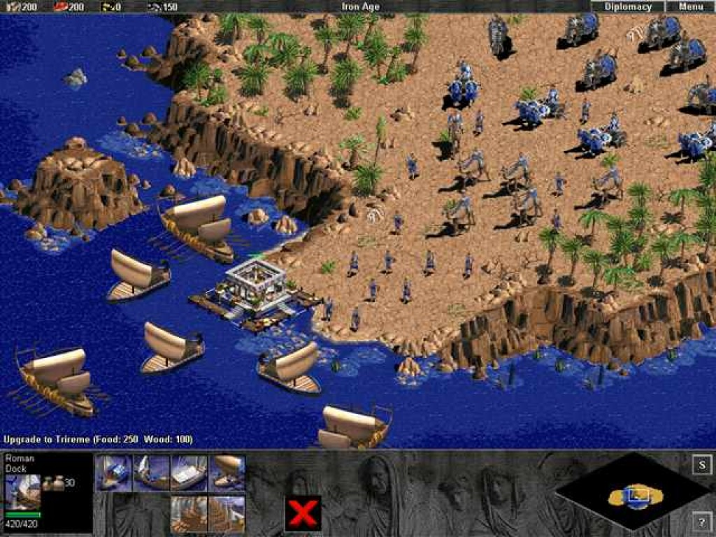 age of empires rise of rome hd download