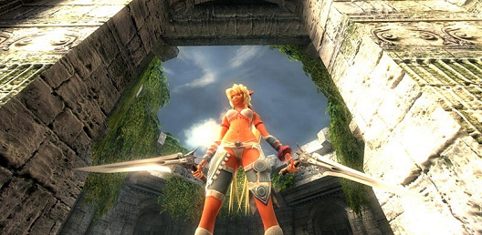 """Best Xbox Controller >> X-Blades PC preview - """"Flimsily-clad anime heroine - 'nuf said?"""" 