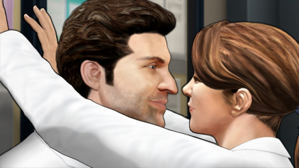 Greys Anatomy The Video Game Screenshots Hooked Gamers