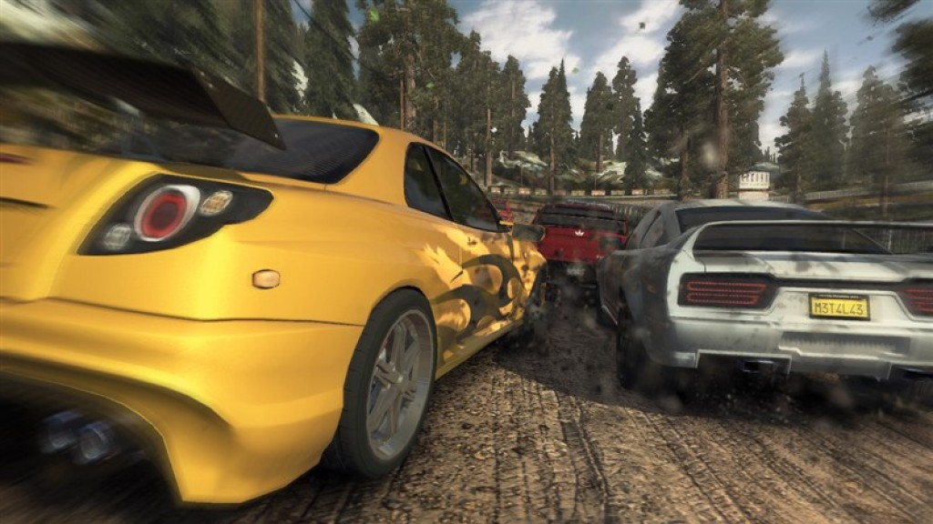FlatOut: Ultimate Carnage screenshots | Hooked Gamers
