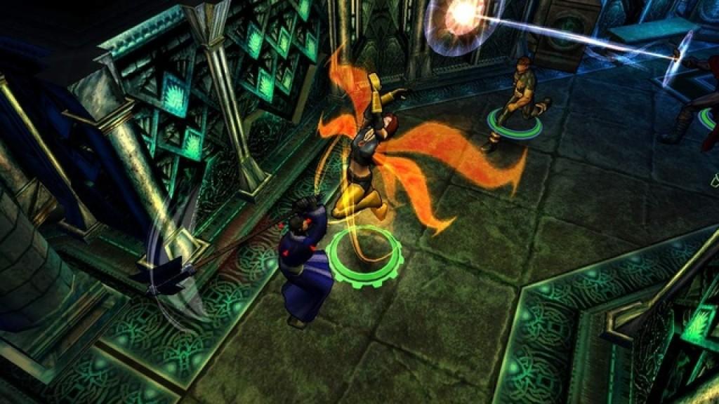 X Men Legends II Rise Of Apocalypse Screenshots