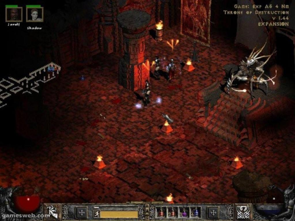 Diablo II: Lord of Destruction screenshots | Hooked Gamers